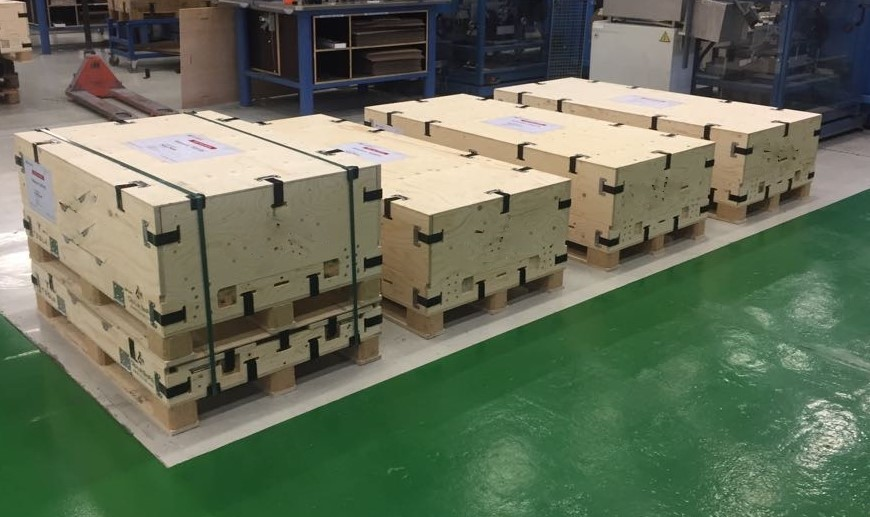 packaging for battery manufacturers