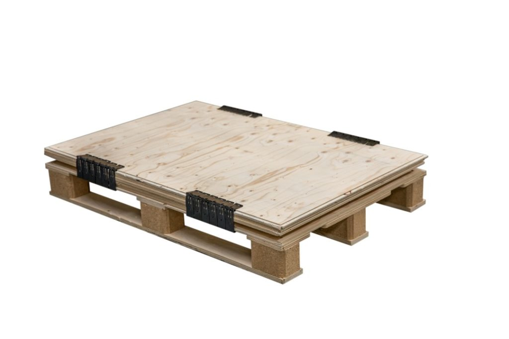 Sustainable Returnable Plywood Boxes