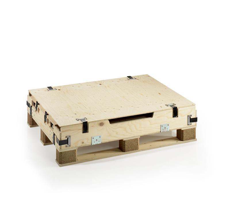 Ridsesikker transport til ridsesensitive paneler