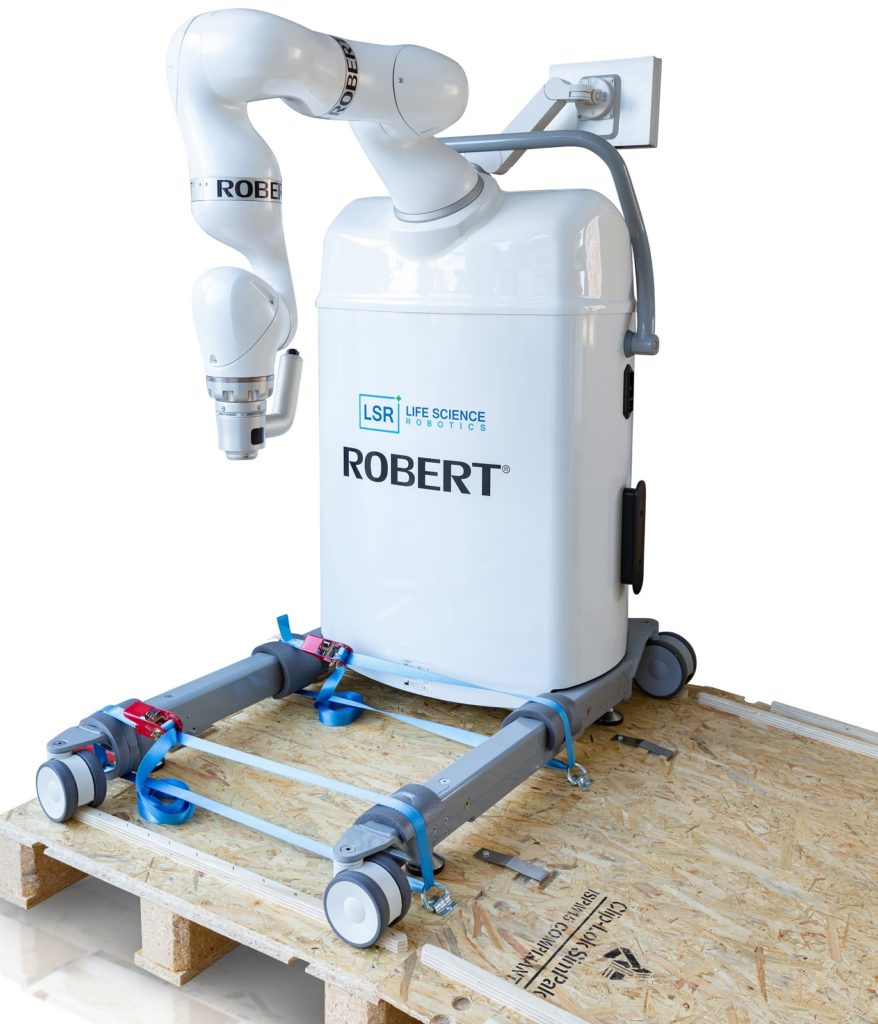 Time-saving packaging for the robotics industry